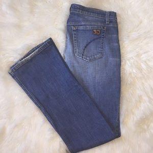 Joe's Bootcut Blue Jeans-30